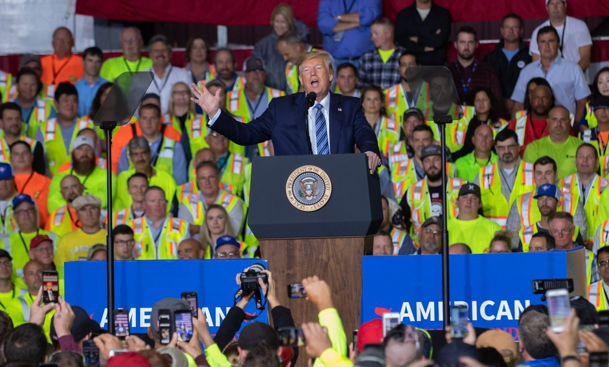 Report: 1,000s of Union Workers Given Option to Attend Trump Speech or Lose out on Wages fna.ir/dbfqx5