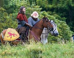 Wise wizard Outlaw King on my blog https://t.co/fOuOP6pztd #postapocalypticfiction #pa https://t.co/zAxEaO2szY
