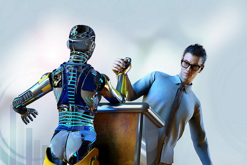 test Twitter Media - Man Vs. Machine: The 6 Greatest #AI Challenges To Showcase The Power Of Artificial Intelligence  https://t.co/kizGujLSVr by @BernardMarr #MachineLearning #DeepLearning Cc @DeepLearn007 @SpirosMargaris @andi_staub @jblefevre60 @gideonro @MarshaCollier @essec @andi_staub @YuHelenYu https://t.co/v53Yql2yZn