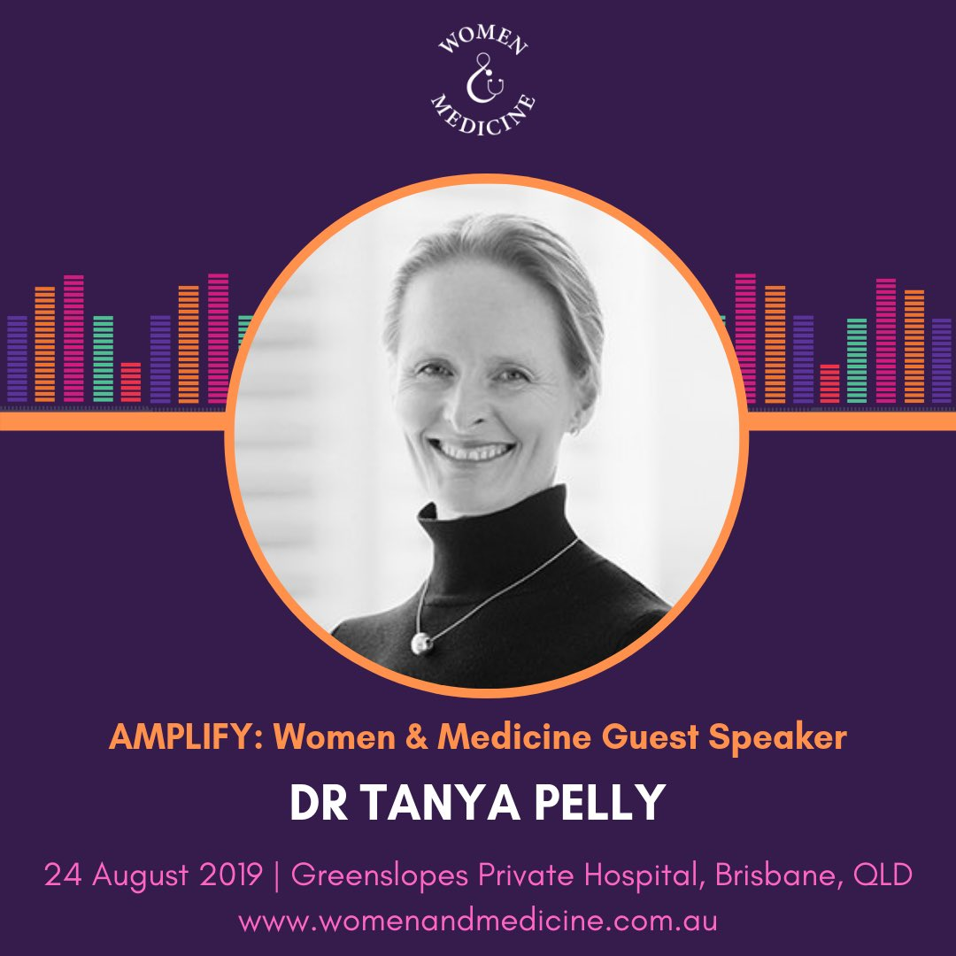 Dr Tanya Pelly (@tanyapelly) is dedicated to supporting the role of #clinicians in #leadership of #positivechange across the healthcare system & will lead our final session at #AMPLIFY Symposium. Tickets still available #womenandmed #changemaker #WomenInMedicine #medicalleaders<br>http://pic.twitter.com/SYg4aVpRBx