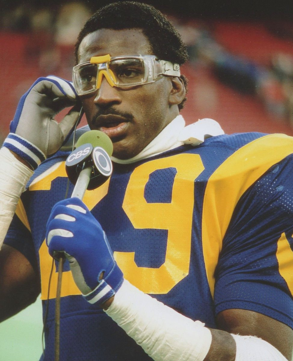 @LosAngelesRams And the Best Uniforms in the NFL