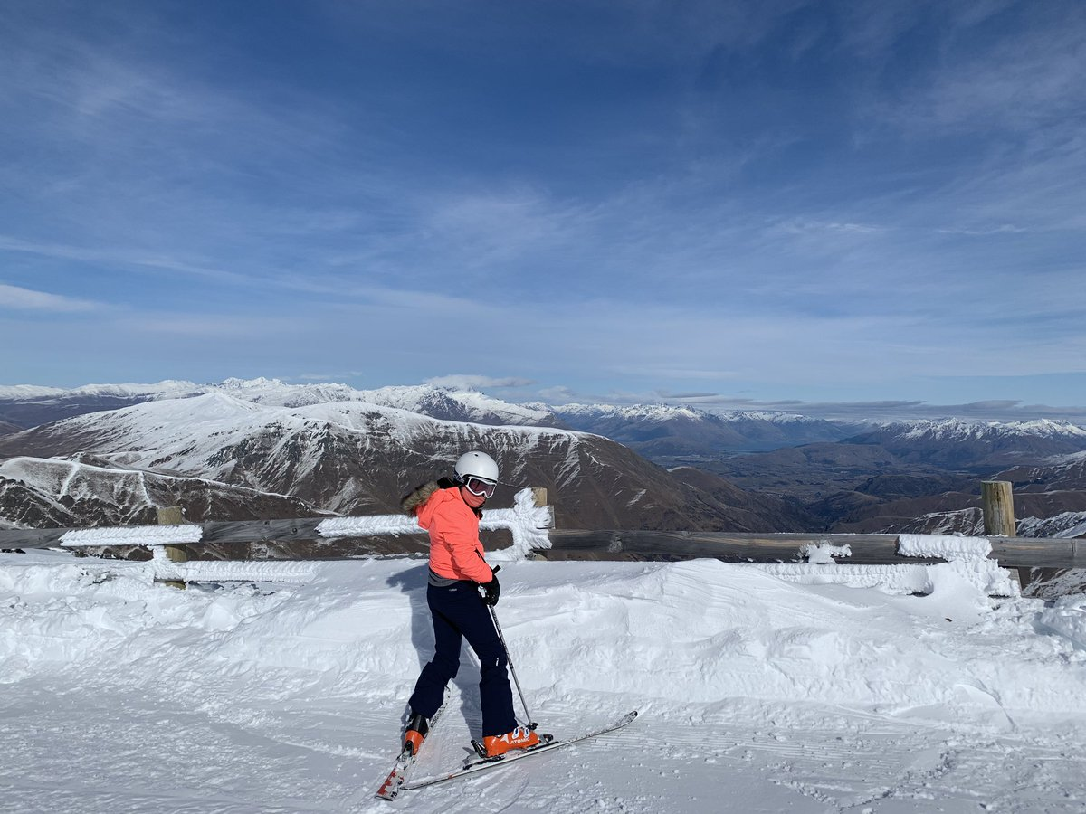 #AHPsActive Skiing in NZ with my daughter! <br>http://pic.twitter.com/2HwJkr3EuW