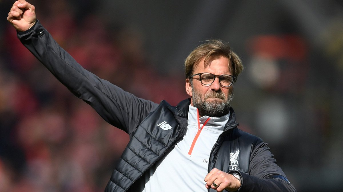 🔴 T H E   B O S S 🔴  Jürgen Klopp has amassed 300 league points in fewer games than any manager in our history [146 matches] 👌  🙌 R E C O R D   B R E A K E R 🙌 https://t.co/5hZMtsUce4