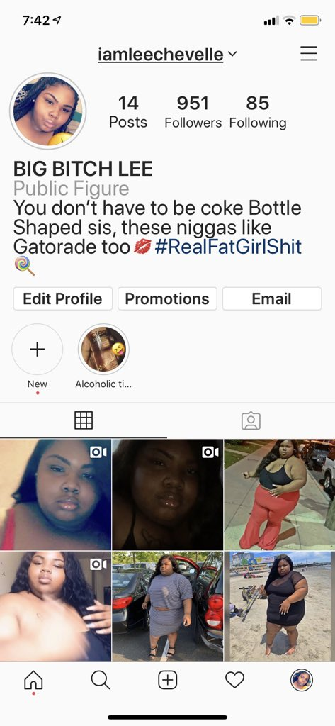 Since y'all here Follow me on IG🤩