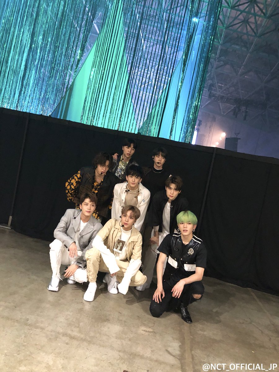 <Spotify on Stage in MIDNIGHT SONIC>  #NCT127 #サマソニ #summersonic<br>http://pic.twitter.com/nQvlI0Gzdn