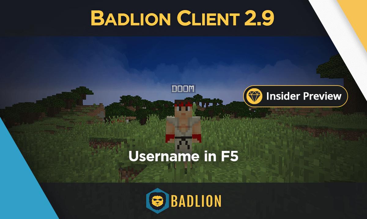 Badlion Client (@BadlionClient2) | Twitter