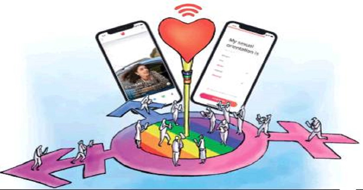 Exploring love on the net, the queer way Is cupid playing his role for his queer followers as he does for the straight ones? Looking at the number of dating apps burgeoning for the LGBTQ community, the answer seems to be 'yes'.Read: http://toi.in/HzsSta/a24gk