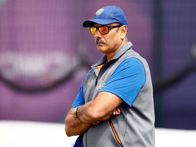 #TeamIndiaCoach #Cricket Expect more youngsters to play for #TeamIndia: @RaviShastriOfc 🏏Reappointed head coach, #RaviShastri shares his vision for #IndianCricketTeam and sets the agenda for the next two yearsExcerpts ➡️http://toi.in/8GlNbb52/a24gk