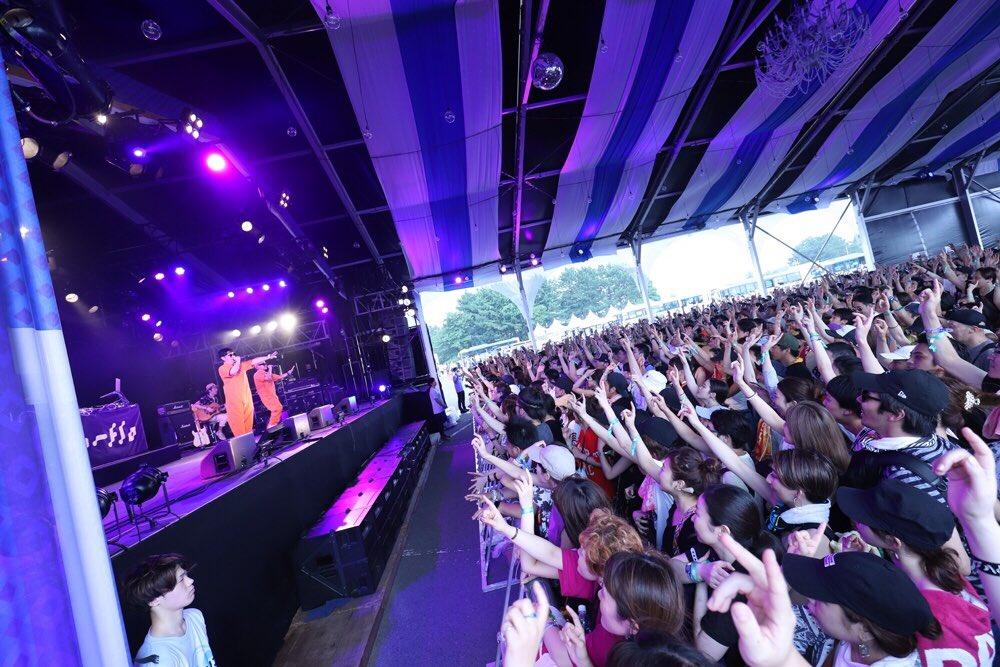 m-floのSUMMER SONIC 2019セットリストをSpotifyのプレイリストで公開しました🚀ライブ初披露した新曲「against all gods」も含めた12曲をこちらからCheck‼️@takudj @VERBAL_AMBUSH @SpotifyJP @summer_sonic #サマソニ