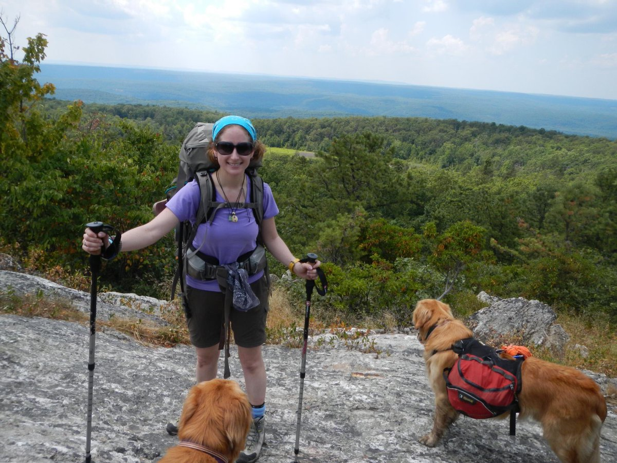 hiking is hugely important for me in managing depression. My 1st big hike= 600miles of the Appalachian trail (2012) just 6mths after diagnosis of severe Body Dysmorphia /depression. 1 of the most amazing things I have done - I hope to go back and hike all of it some day. <br>http://pic.twitter.com/iYrP4guAFh
