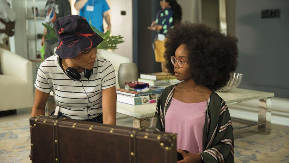 From #Blackish star Marsai Martin's first-look deal at Universal to Millie Bobby Brown's detective feature at Legendary, child stars