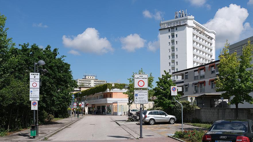 Ztl Abano, alberghi sul piede di guerra: già un m...