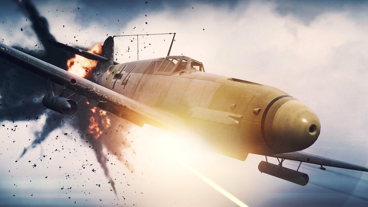 Trying to create that epic Screenshot. It's amazing how much shots it takes that are just then deleted and time spent to try and emulate that image in your head. This is the result #BattlefieldV <br>http://pic.twitter.com/jgeKtZwWos