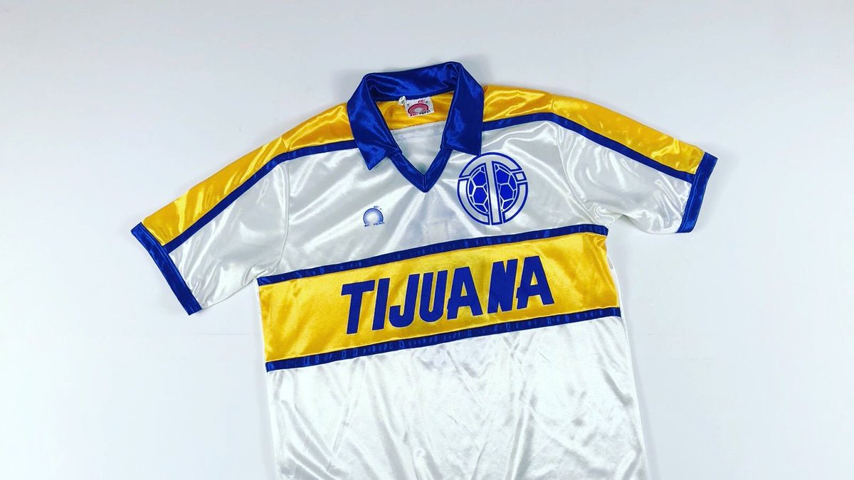 Tijuana Match Worn From the collection of Alan McInally cultkits.com/inter-de-tijua…