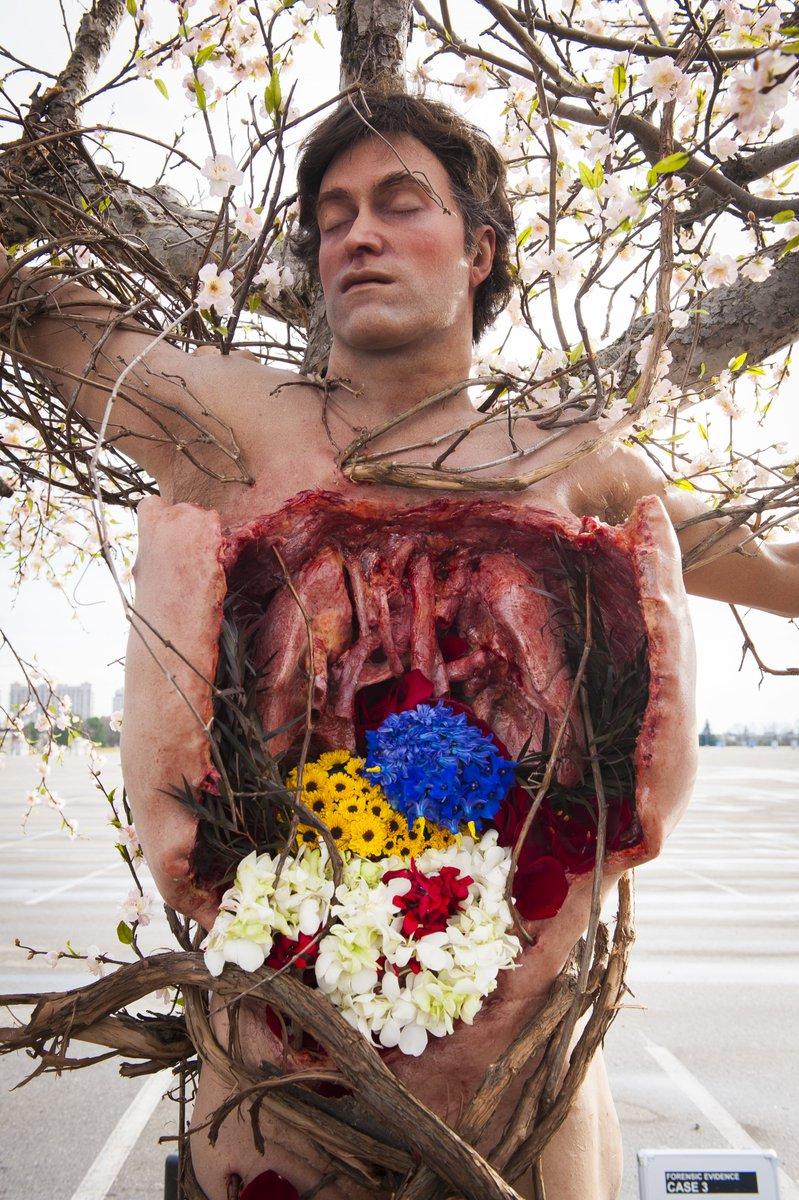 >>>GORE<<< (Thread) inspiration of ART in nbc Hannibal  1. Joel-Peter Witkin <br>http://pic.twitter.com/BMSgFokPzm