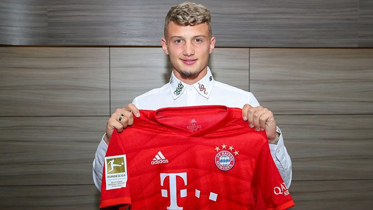Officiel : le Bayern Munich soffre Michaël Cuisance dailymercato.com/news/officiel-…