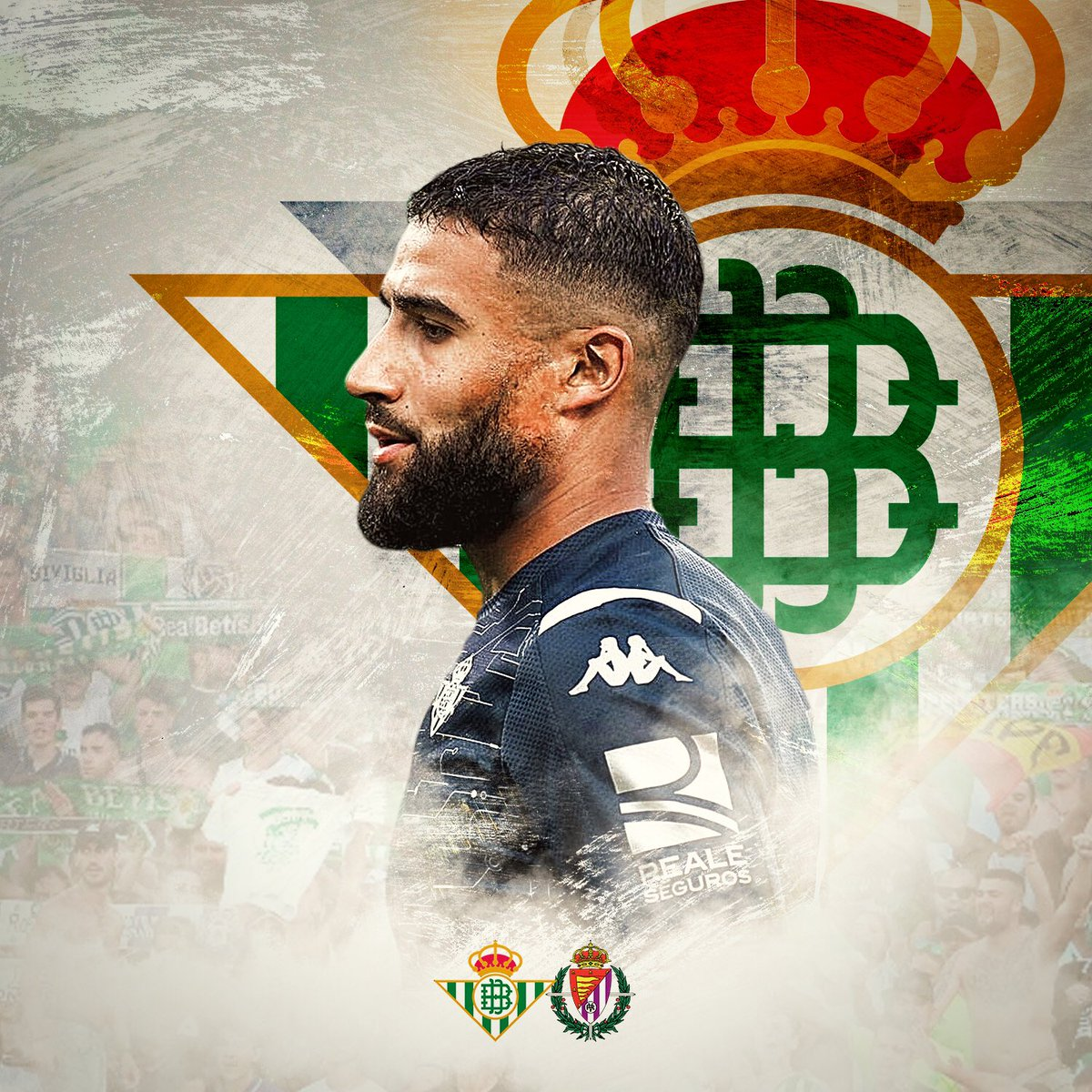 Jour de match 💪🏼 #DíaDeBetis @RealBetis @LaLiga
