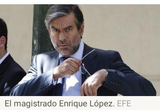 Isabel Díaz Ayuso nombrará al magistrado de la Audiencia Nacional Enrique López consejero de Justicia, ficha así para su Ejecutivo a un juez apartado de los casos Bárcenas y #Gürtel