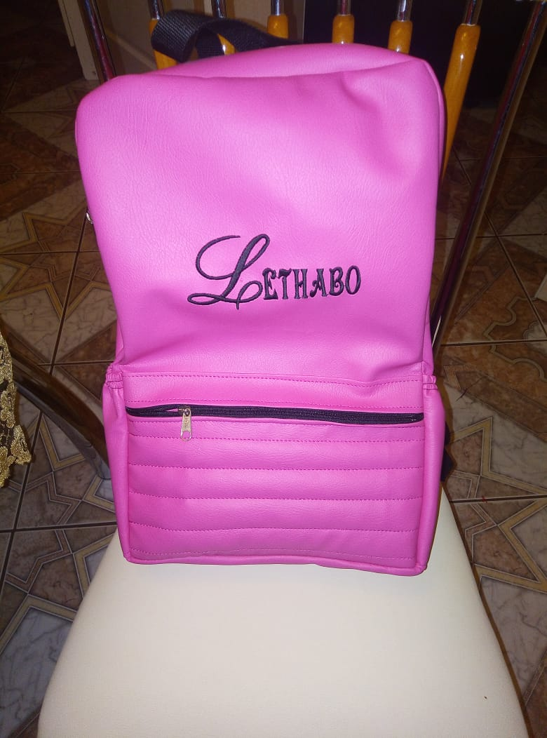 Hello The World Most Rated Rapper @ShoMadjozi   Can we make bag for you as growing brand #Kwetli_Collections   Vinyl Fabric  Weatherproof & Waterproof  Resistant to Tear & Wear  Personalised Naming 'Sho Madjozi'   Please Rt <br>http://pic.twitter.com/MAErNnFwlk