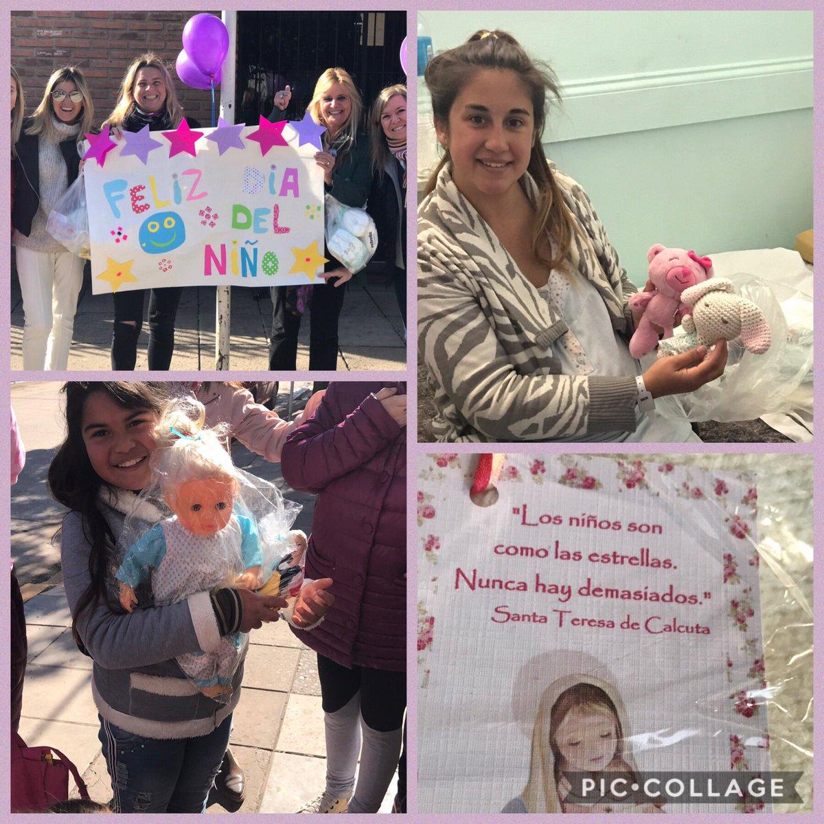 Hoy en la maternidad de Pilar @eldiariopilar @DiarioResumen @pilarhoy @LasTrillizasOro @PiaShaw @CantandoAdriana @Imp_Inclusion @paseopilar , los chicos son el@presente!!!! pic.twitter.com/OvdwUuBJlg