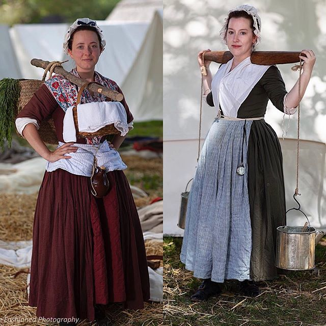 Where would our regiment be without these awesome lady's! #revolutionarywar #reenactment #patriots #newengland #massachusetts https://t.co/ALxiy9byu8