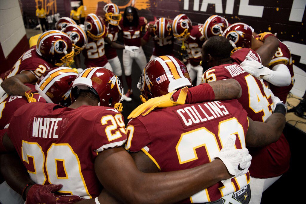 Washington Redskins @Redskins