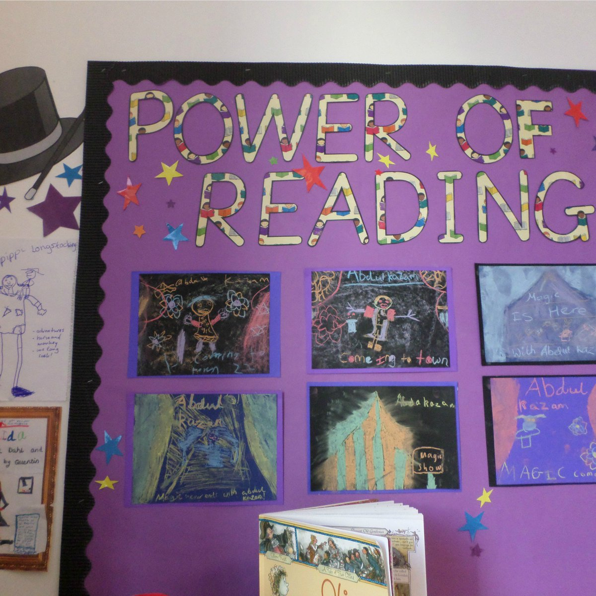 Are you a #PowerOfReading teacher? Join our NEW group to share your work, discuss lesson plans and see whats been working for other teachers over on our Facebook page! facebook.com/groups/powerof…