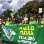 Image for the Tweet beginning: Klimaschutz macht auch vor Grenzen