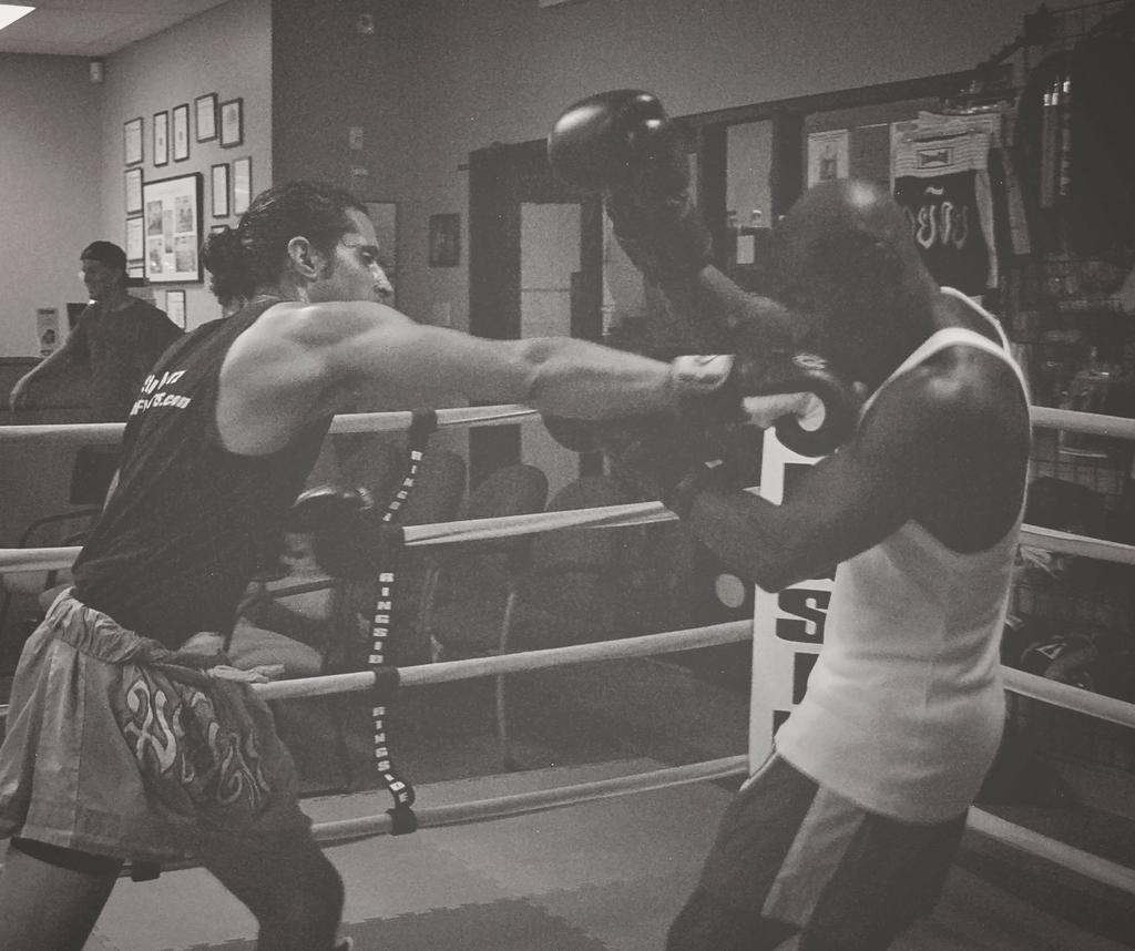 Muay Thai training! #muaythai #muaythaitraining