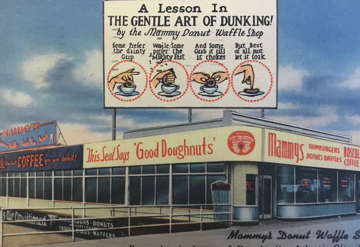 "The ""gentle"" art of dunking, rendered diagrammatically. #highstreet #FontSunday ⁦@DesignMuseum⁩"
