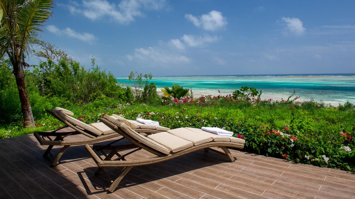 Zawadi Hotel is located on the southeast coast of Zanzibar. It's a one-hour drive from the airport and sits on a surreal clifftop, providing unrivalled views of the Indian Ocean bit.ly/2N9b91F