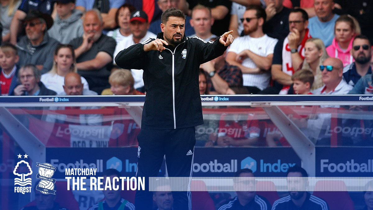 🗣 In the second-half, when we tried to push up the pitch to get back in the game, we left ourselves a bit more open than we would have liked to at the back, a bit more exposed, but we knew we needed to do something. Reaction 👉 bcfc.news/3NKjE #BCFC
