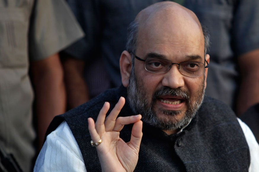 @AmitShah #NewsAlert – Vote bank politics has caused loss to the nation in many ways. Triple talaq is one such example: Home Minister @AmitShah. | #TripleTalaqBill