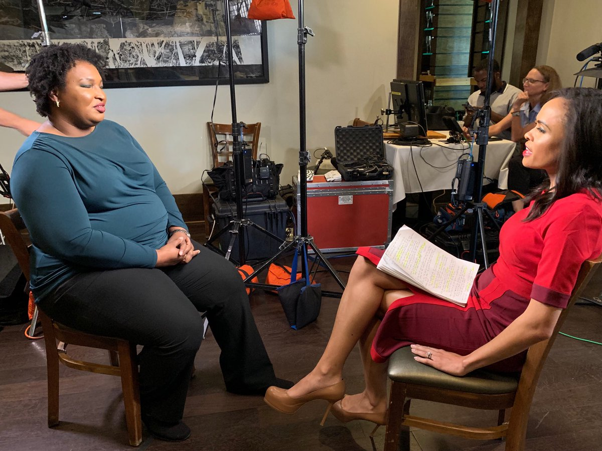 THIS MORNING: @staceyabrams launched a new initiative #FairFight2020 to combat voter suppression this week. She discusses what's next for her and why this issue matters most on @ThisWeekABC  http:// abcn.ws/31QizLx    <br>http://pic.twitter.com/xEGY2NbgGt
