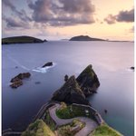 Image for the Tweet beginning: No place quiet like Dingle...it's