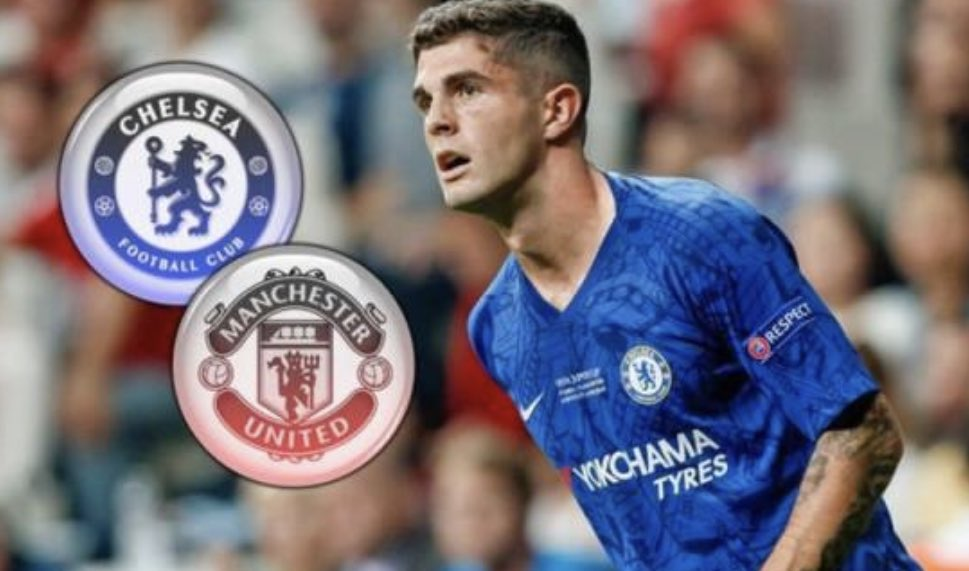 "Pulisic former youth coach Robin Walker: ""He wouldn't go to Manchester United because of Jose Mourinho. His father couldn't stand Mourinho, because he didn't promote young players."" #CFC"