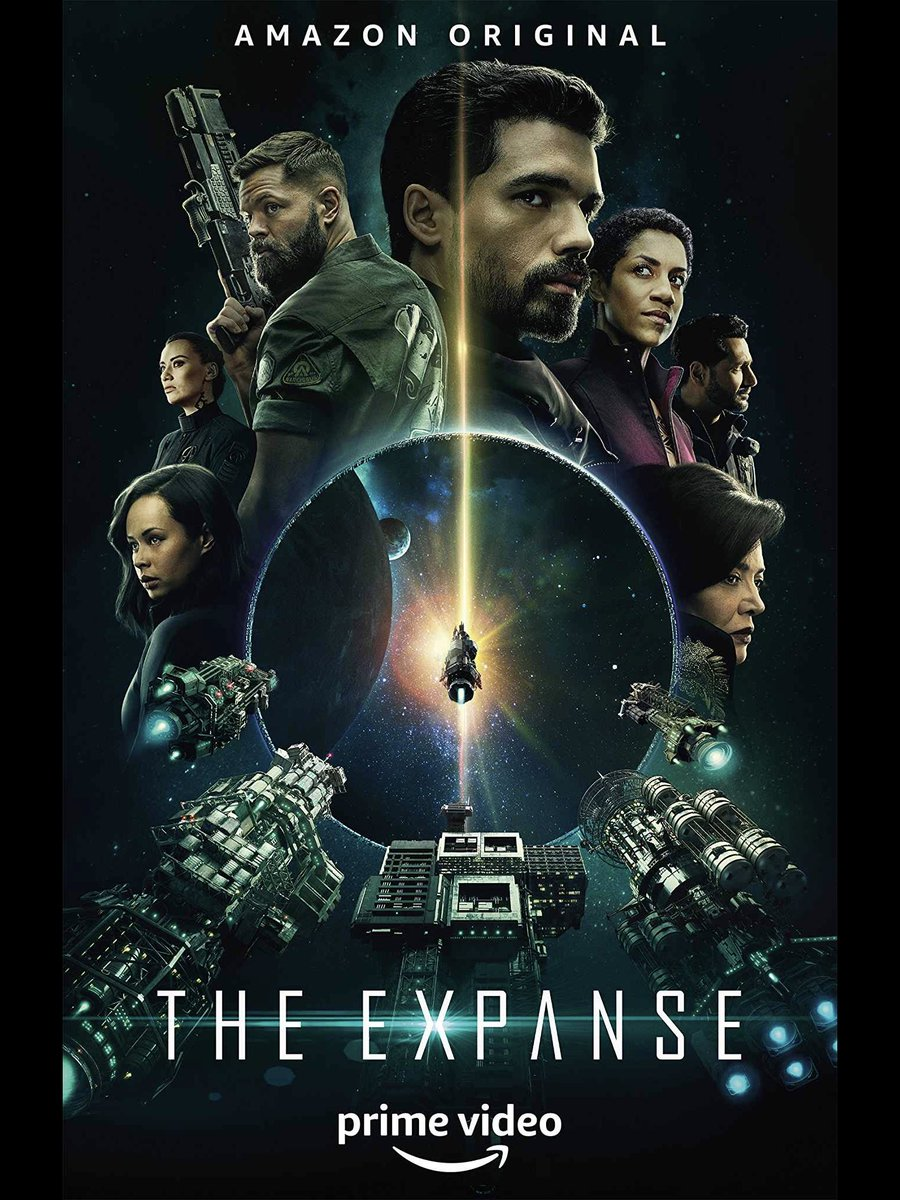 Happily discovering that The Expanse was finally produced by prime, I'm now binge watching its 3rd season with a real pleasure.  In so many ways (political, sociological, scientific...), #theExpanse is really a smart serie.<br>http://pic.twitter.com/rY61nIQsDs