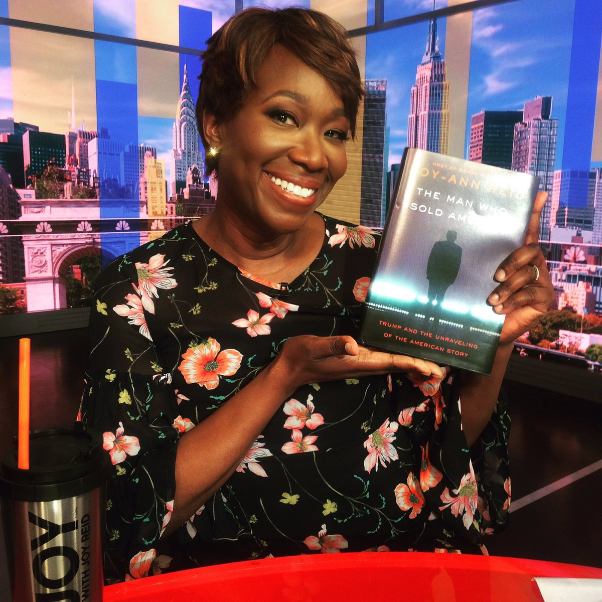 .@amjoyshow is coming up! See you all very soon #reiders at 10 AM ET this #SundayMorning on @MSNBC