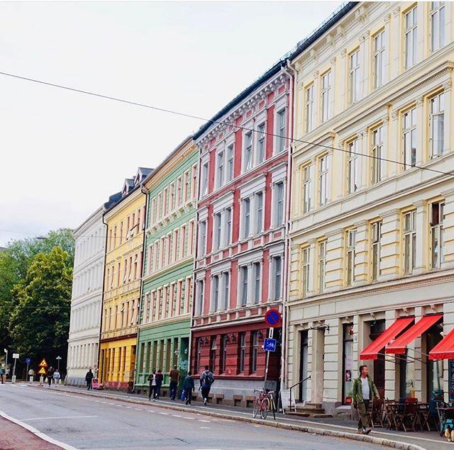 Colours of Grünerløkka 😊 #oslo #visitoslo Photo: @manuviola__ ift.tt/30gzIxk