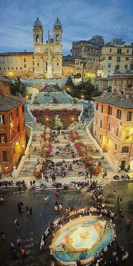 @Elmiraafshar ممنون سلام از روم!😊🙏Roma.Piazza di Spagna