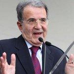 Image for the Tweet beginning: Prodi propone una maggioranza «Ursula».