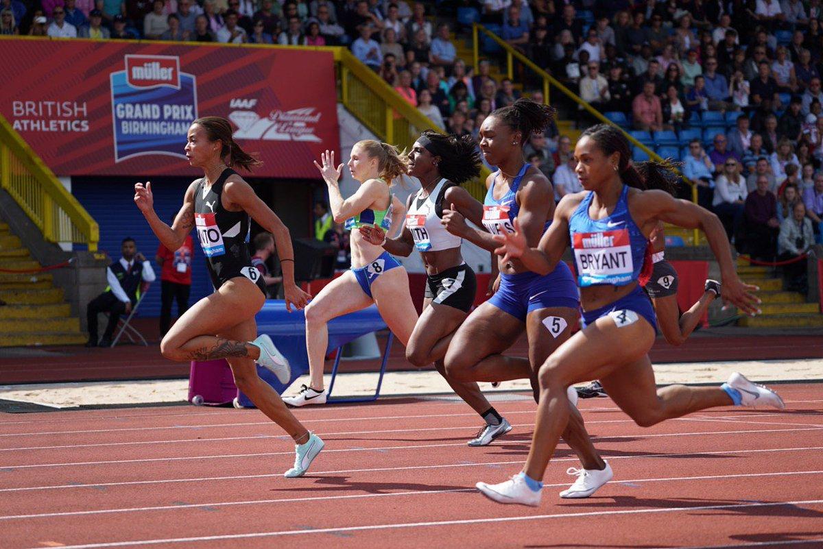 IAAF Diamond League on Twitter: