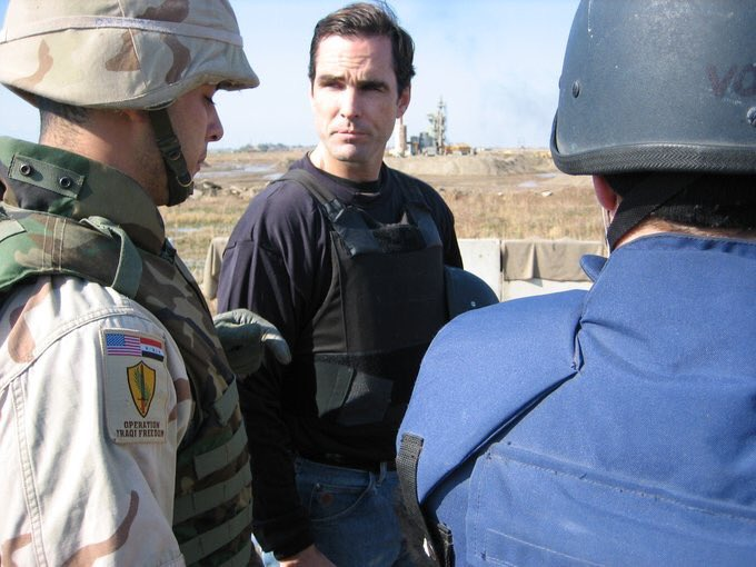 Join us in wishing @BobWoodruff a very happy birthday!  Bob, you inspire and motivate us every day. Thank you for all that you do to #Stand4Heroes!<br>http://pic.twitter.com/2J12N8HuON