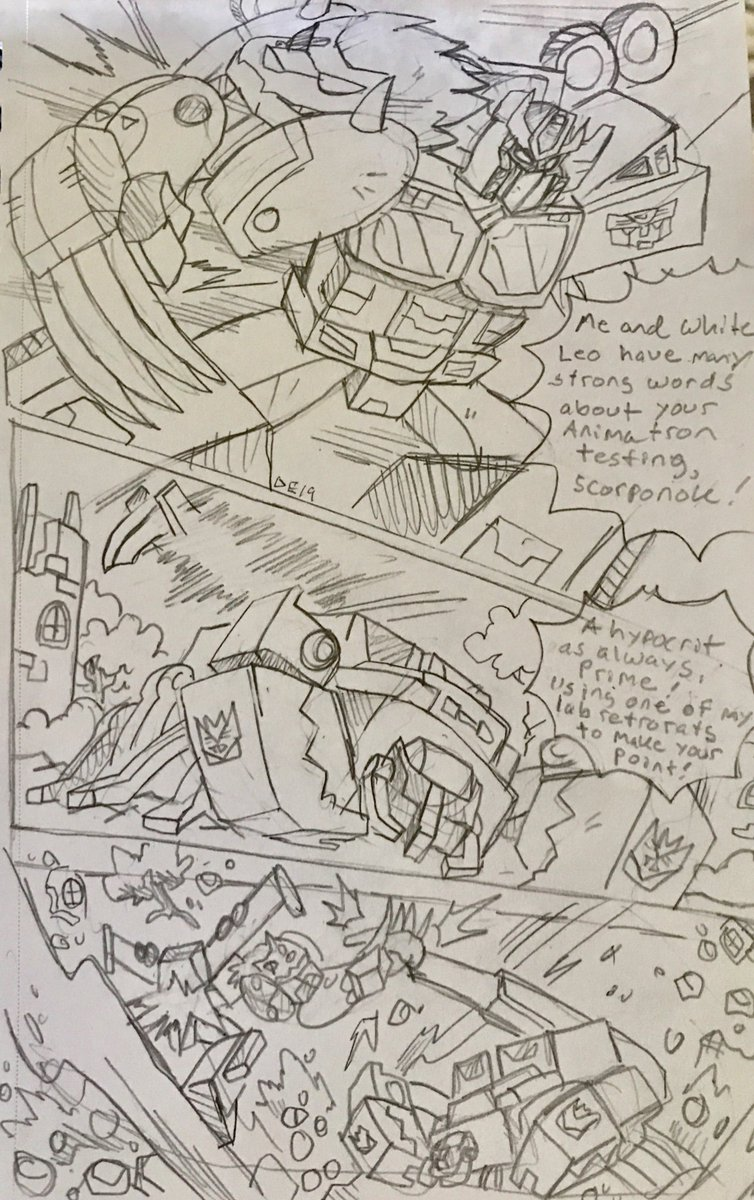 Galaxy Force inspired Siege concept. The Autobots attempt to liberate Eukaris from Scorponok's mad experiments! White Leo, a Battle Beast/Beastformer, is repurposed from Leobreaker's body type. #blueike #transformers #warforcybertronsiege #OptimusPrime