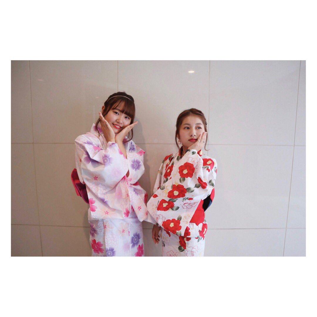 🏆ブログ更新🏆\振/☺︎浴衣チェキありがとうございました!!!→ 👼👼ピンクマン!ちなみに新しいスマホケースもピンク!p.s.今からリプ返します🤤💭