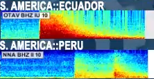 M5.0 #earthquake at #Ecuador at approx. 09.28 UTC today as seen on #spectros at #DynamicEarthCommunity on You Tube. #DEC https://t.co/5o1iVDZlT7