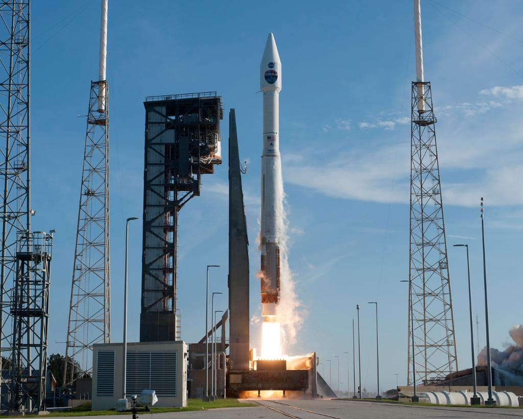 Celebrating #LSP20th, #OTD 2017, we launched @NASA_TDRS -M (TDRS-13) for NASA's space communication network. Learn more - nasa.gov/mission_pages/…