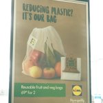 Image for the Tweet beginning: Nice idea @LidlGB - shame