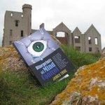 Image for the Tweet beginning: Slains Castle Cruden Bay Aberdeenshire,