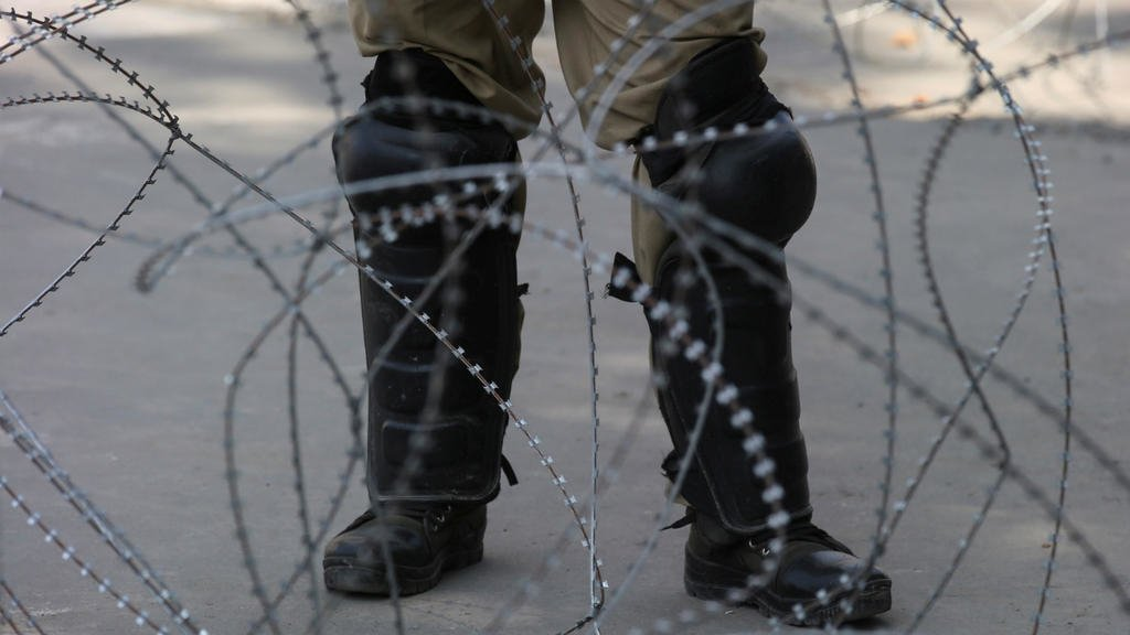 At least 4,000 detained in Kashmir since region stripped of autonomy f24.my/5N2.t
